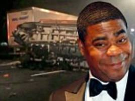 negligence tracy morgan vs walmart Tracy morgan is suing wal-mart over the six-vehicle collision that left himc ritically injured and killed his friend and fellow comedian .